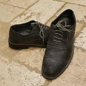 Men's Grey Dress shoes